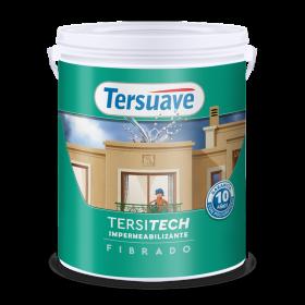 Membrana liquida impermeabilizante acrilica Tersitech techos y muros con poliuretano