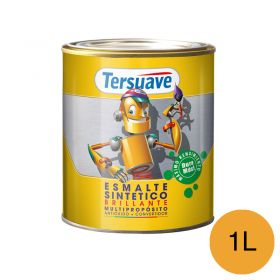 Esmalte sintetico multiproposito convertidor/antioxido amarillo mediano brillante lata x 1l