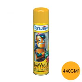 Aerosol esmalte sintetico multiproposito convertidor/antioxido amarillo brillante x 440cm³