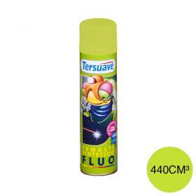 Aerosol esmalte sintetico fluo amarillo mate x 440cm³