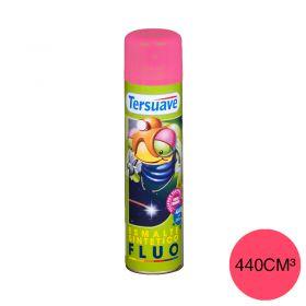 Aerosol esmalte sintetico fluo fucsia mate x 440cm³