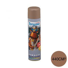 Aerosol esmalte metalizado especial bronce brillante x 440cm³