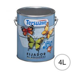 Fijador sellador al aguarras transparente mate lata x 4l