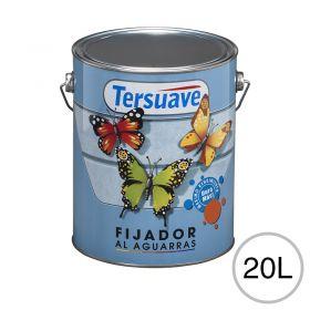 Fijador sellador al aguarras transparente mate balde x 20l