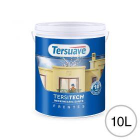 Impermeabilizante frentes Tersitech blanco semi mate balde x 10l