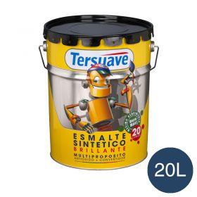 Esmalte sintetico multiproposito convertidor/antioxido azulejo brillante balde x 20l