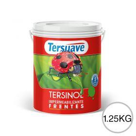 Impermeabilizante frentes Tersinol blanco mate balde x 1.25kg