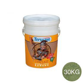 Revestimiento plastico texturable Terplast Romano textura mediano beige cocada balde x 30kg