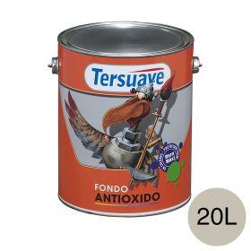 Pintura antioxido cromato de zinc gris mate balde x 20l