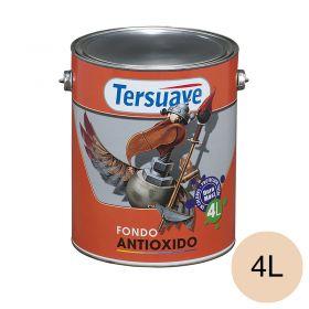 Pintura antioxido cromato de zinc marfil mate balde x 4l