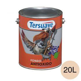 Pintura antioxido cromato de zinc marfil mate balde x 20l
