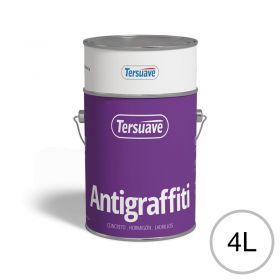Esmalte poliuretano antigraffiti Xtreme transparente brillante lata x 4l