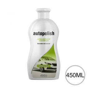 Abrillantador siliconado revividor exterior Repele Agua botella x 450ml
