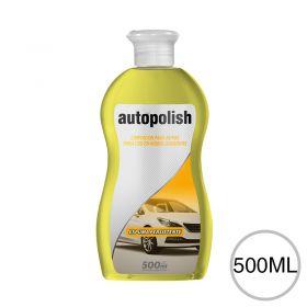 Limpiador automoviles hidrolavadoras limpieza profunda Espuma Persistente botella x 500ml