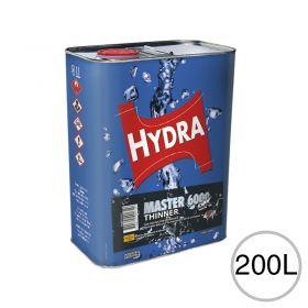 Diluyente lacas color acrilicas Thinner Hydra Master 6000 2K uso automotor/Industrial tambor x 200l