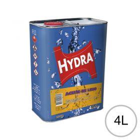 Impregnante maderas Aceite de Lino Doble Cocido Hydra lata x 4l
