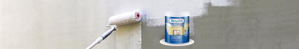 ¿Cómo usar el impermeabilizante de pared?